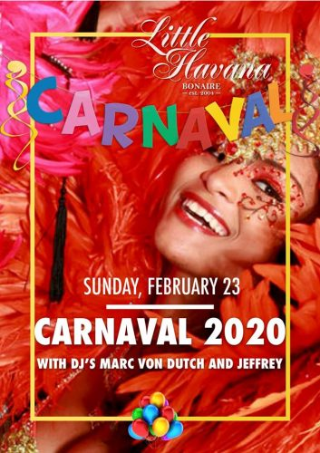 Carnaval bij Little Havana