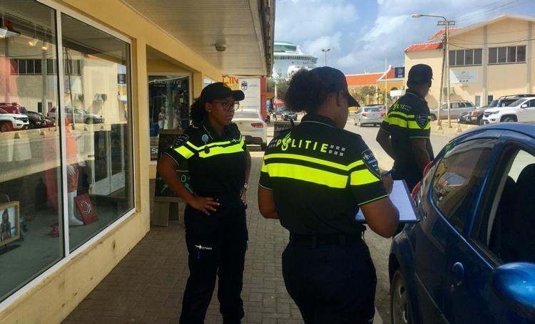 Politie controleert op verkeersregels
