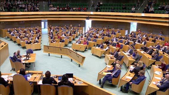 De Tweede Kamercommissie stelt 82 vragen aan Knops