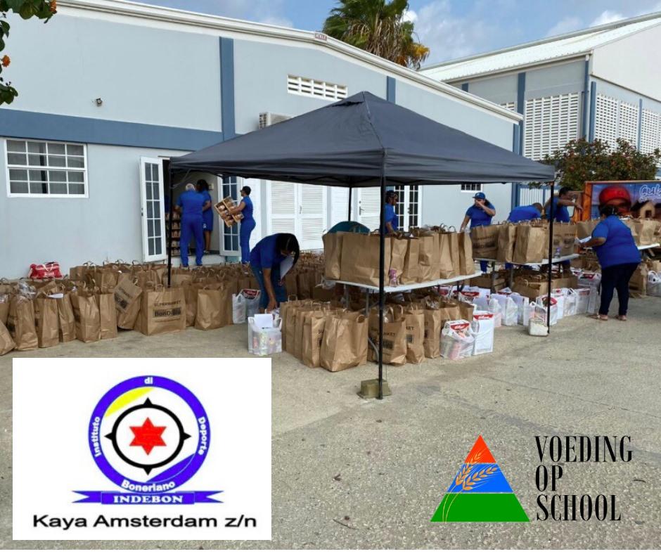 Oproep; Help de kinderen van Bonaire aan een goed ontbijt