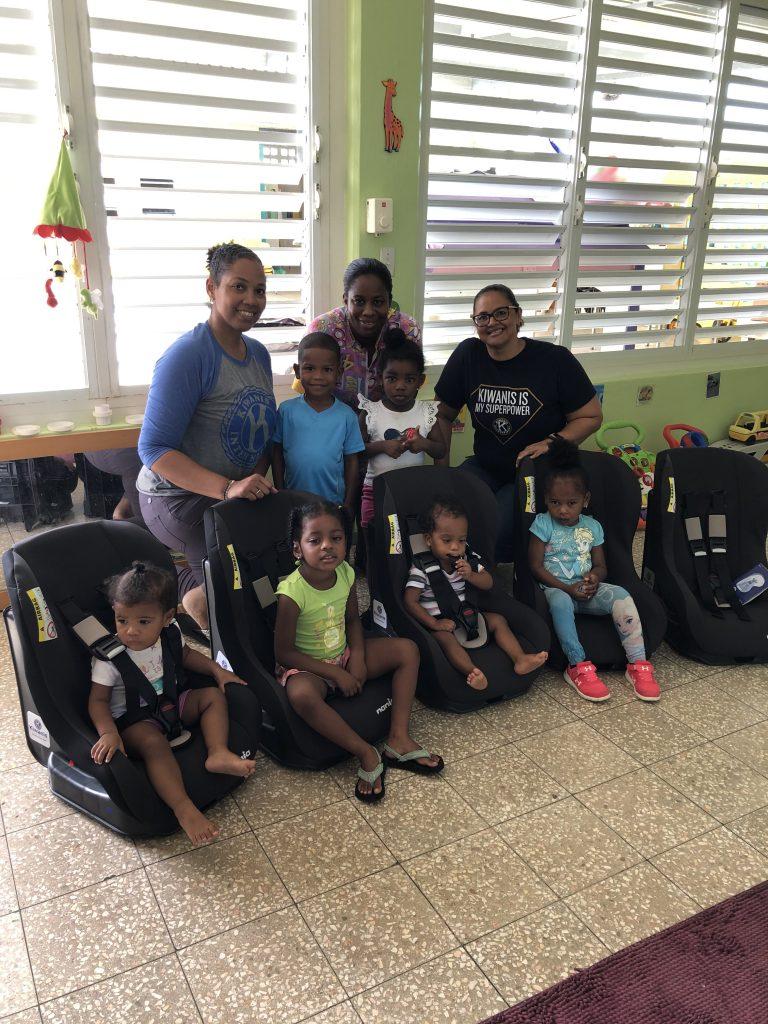 Kiwanis Bonaire houdt maandag Radiothon