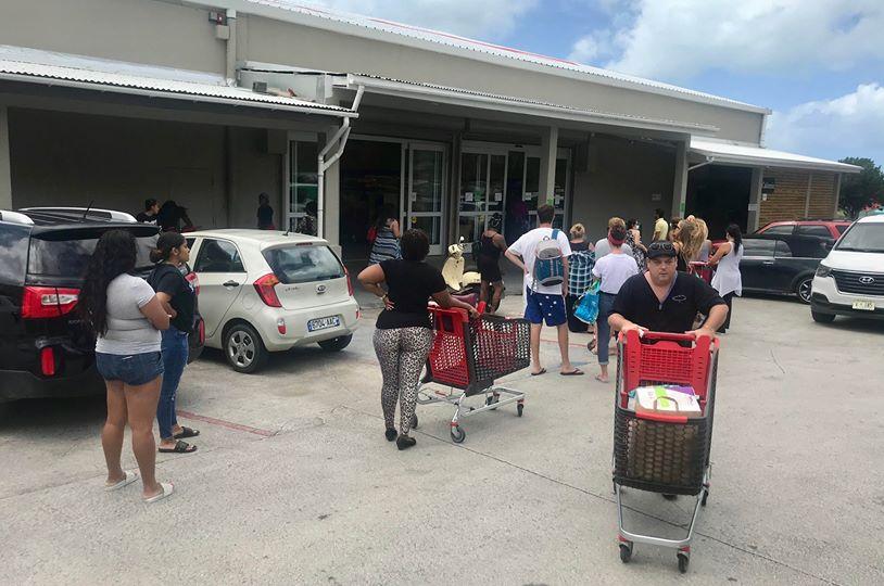 Sint Maarten noodtoestand door coronavirus