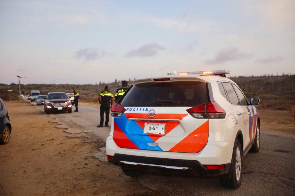 Roadblock naar Rincon nodig in verband met verkeersdrukte