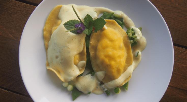 Koken met Corjan: Paasravioli