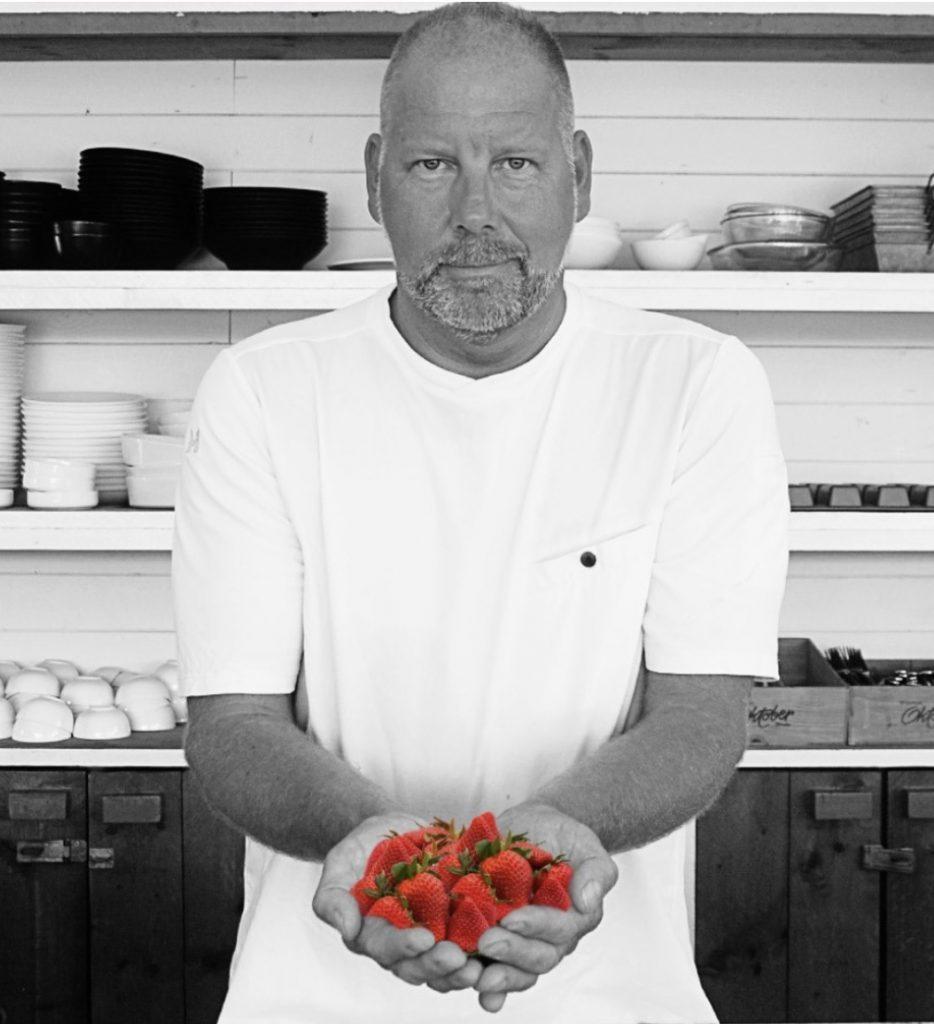 Koken met Corjan: Aardbeienbavarois soufflé