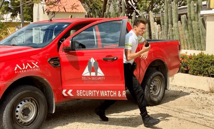 Veiligheid voor alles Delta Security: voor beveiliging en alarmsystemen