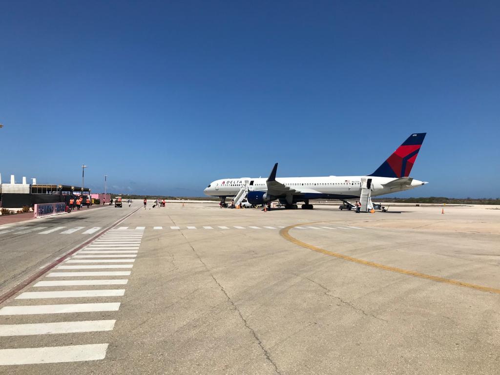 Sluiting luchtruim Bonaire verlengd