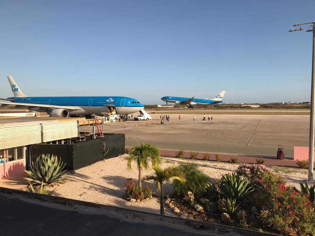 Reizen naar Caribische deel van het koninkrijk vanaf 15 juni weer verantwoord