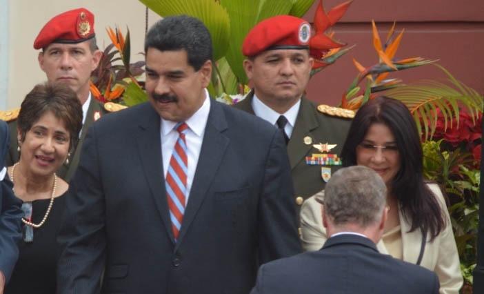 Ruim 30 arrestaties in 'poging president Venezuela te ontvoeren'