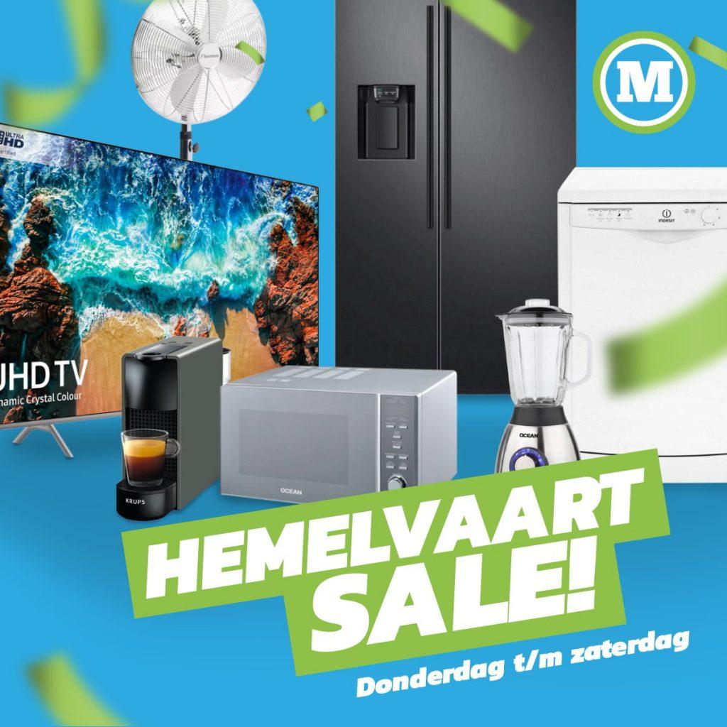 MultiMart Bonaire heeft Hemelvaart Sale