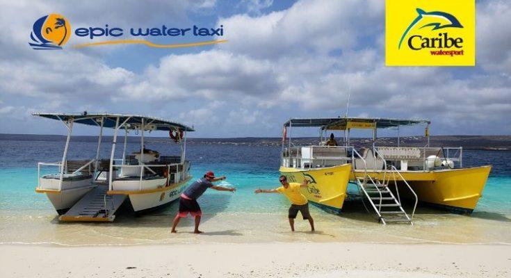 Watertaxi's Caribe en Epic starten samen in Juni