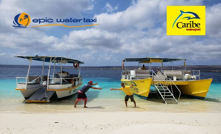 Watertaxi's Caribe en Epic starten samen in Juni
