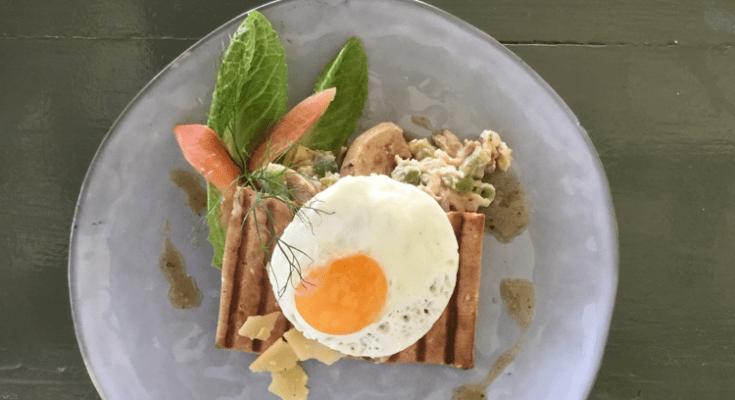 Koken met Corjan: Kipsalade à la masala