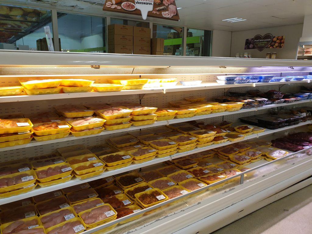 In welke supermarkt moet je zijn voor wat?