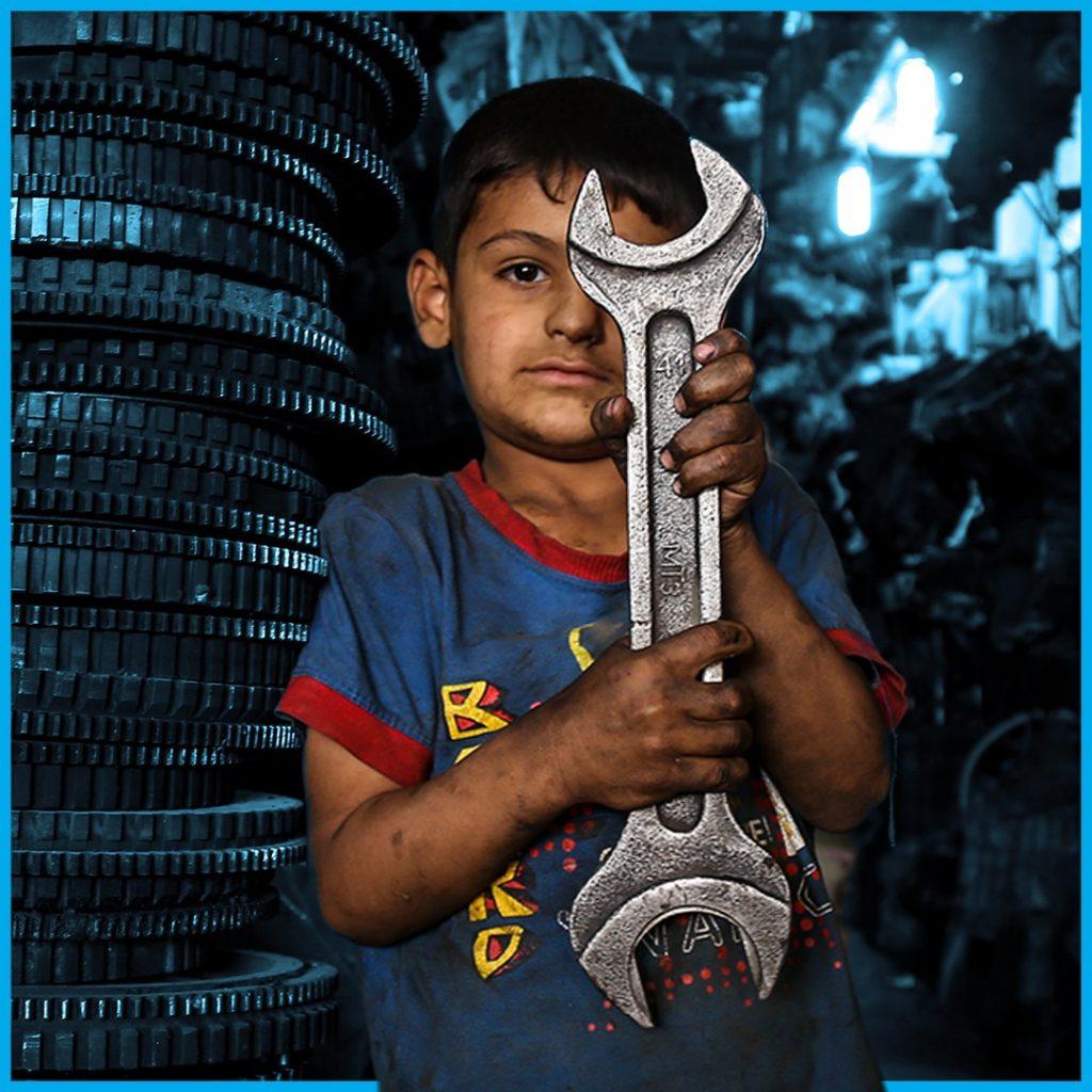 Internationale dag tegen kinderarbeid, Unicef