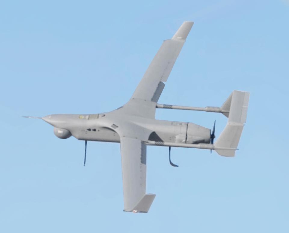 Defensie zet onbemande vliegtuigjes in