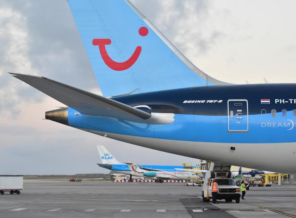 TUI start met verkoop tickets naar Bonaire