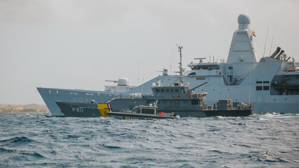 Intensivering grensbewaking ABC eilanden voortgezet