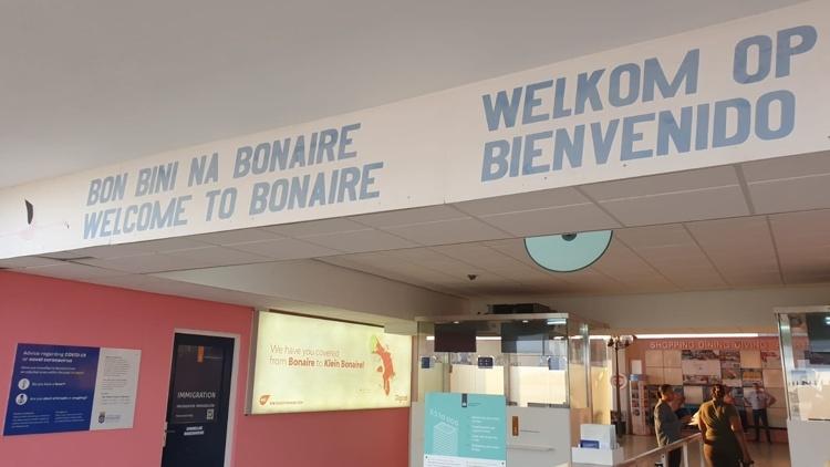 Bonaire bepaalt zelf hoe reizigers te ontvangen als luchtruim opengaat