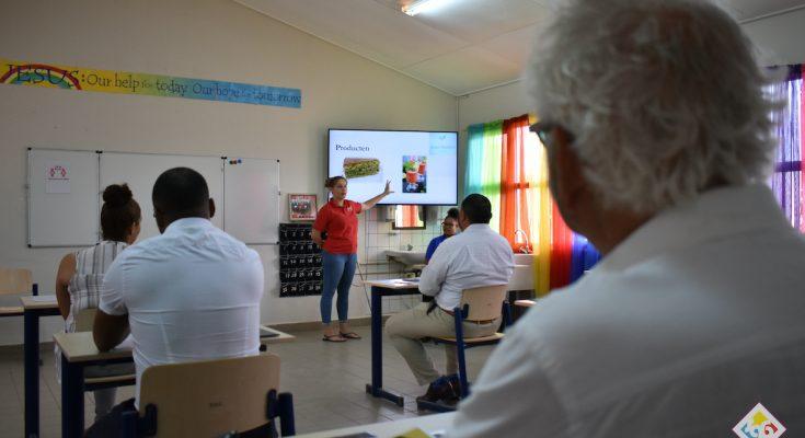 MBO-studenten presenteren bedrijfsplannen
