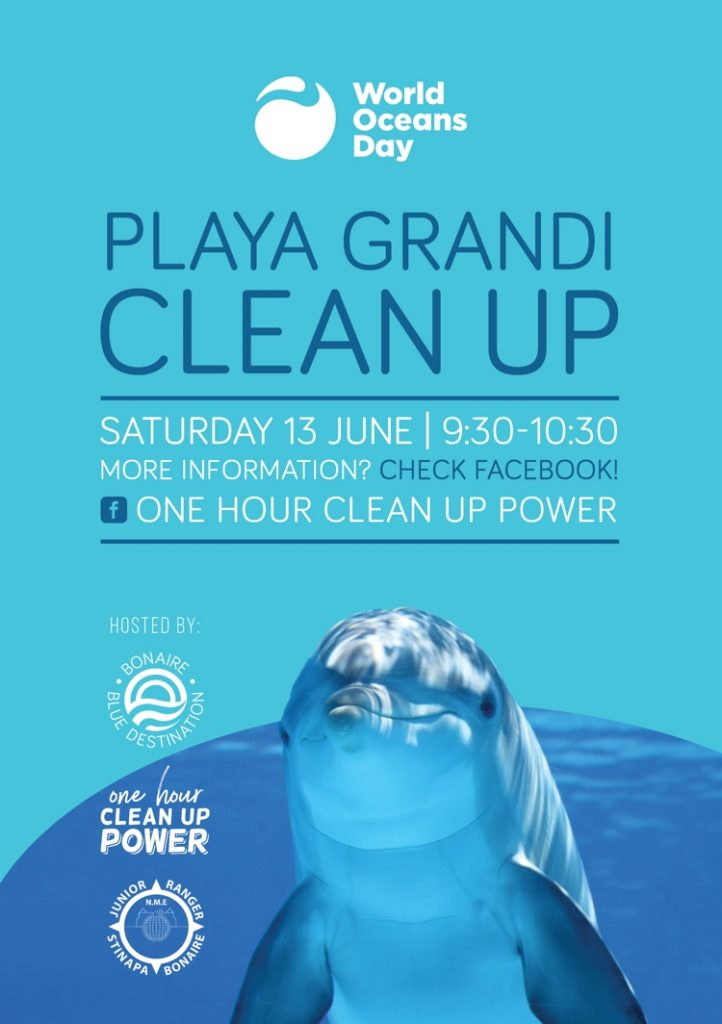 World Ocean Day maandag 8 juni