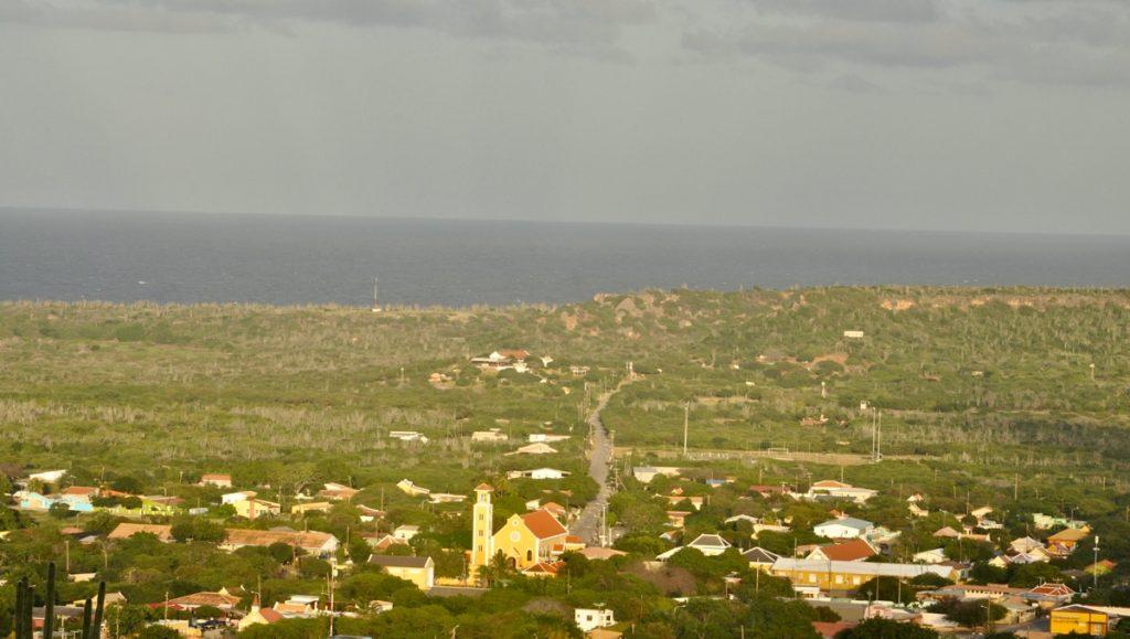 Weer op Bonaire voor donderdag 25 juni