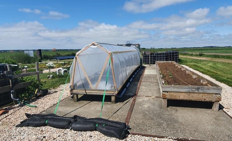 Proef op Texel helpt Bonaire bij lokaal telen van gewassen