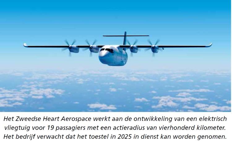 Nederland onderzoekt elektrisch vliegen tussen ABC-eilanden