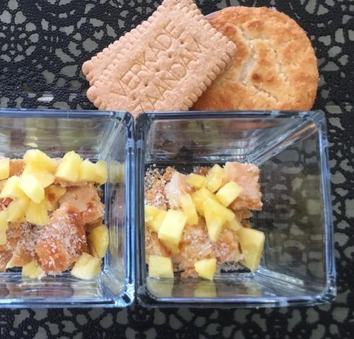 Koken met Corjan: Pina colada tiramisu