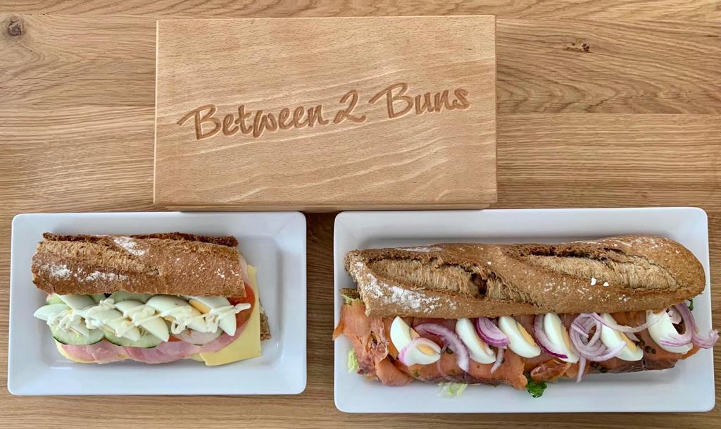 Between 2 Buns de lekkerste broodjes van Bonaire