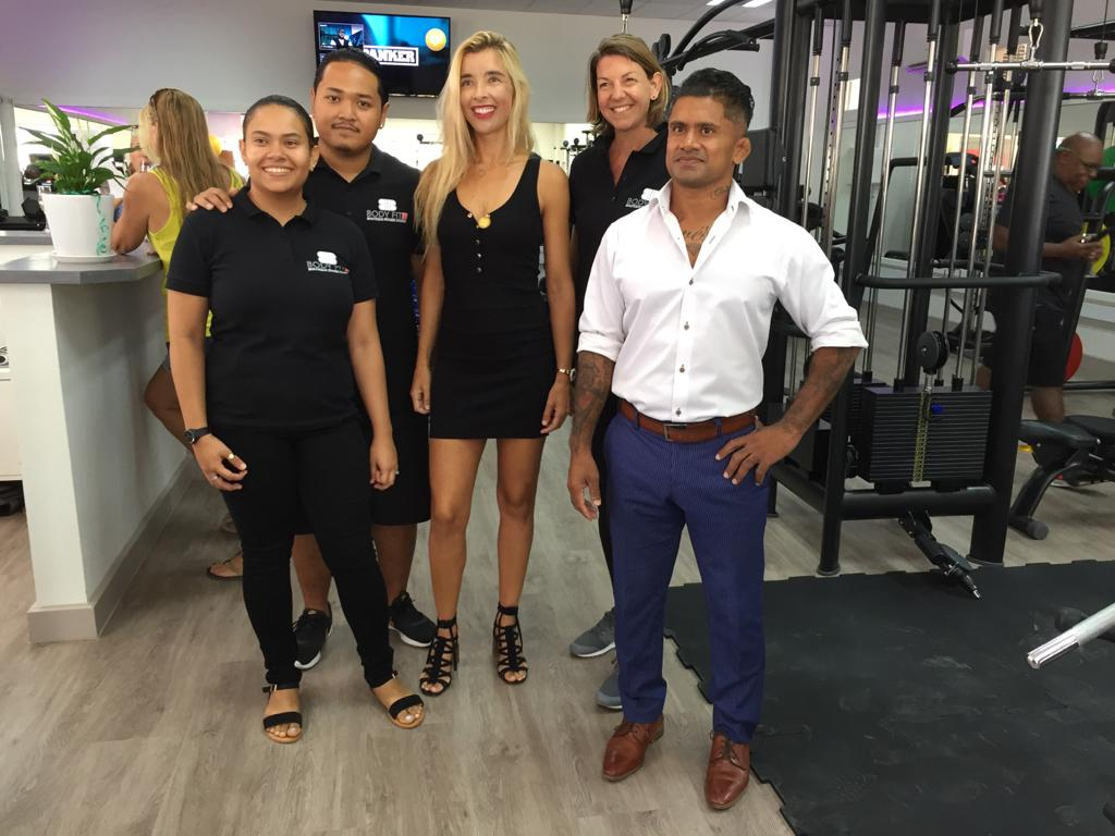 Body Fit Boutique Fitness Studio geopend