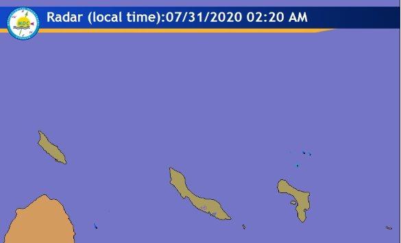 Het weer op Bonaire voor vrijdag 31 juli en voor het komend weekend