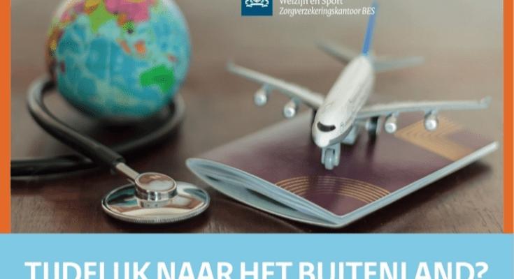 Tijdelijk naar het buitenland?