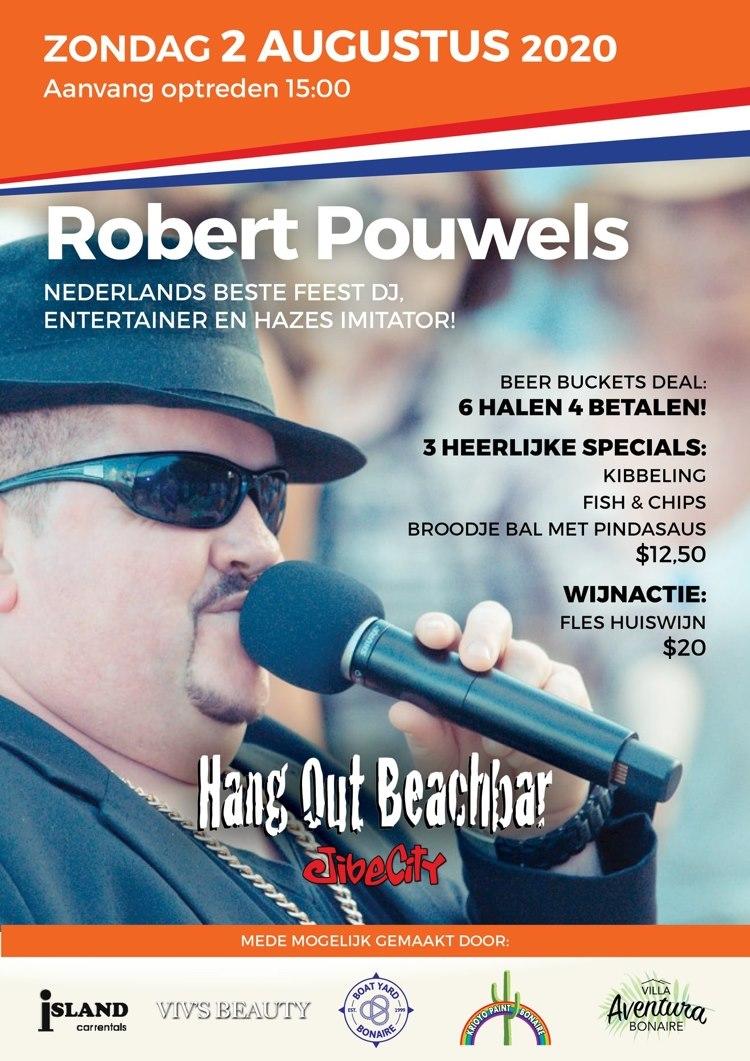 Robert Powels Hang Out Beach Bar