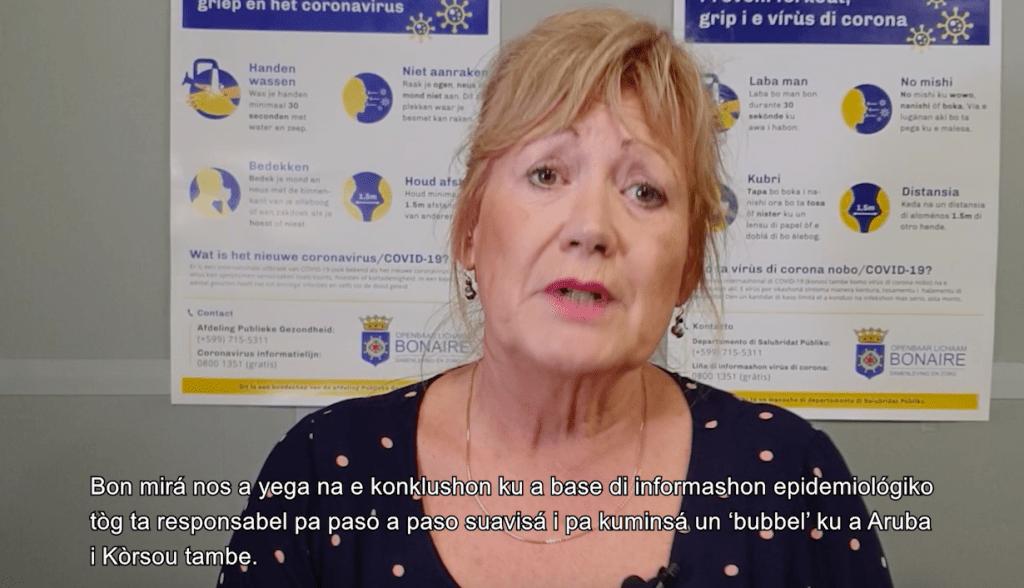 Interview Dr. Vogel over inreisbeleid Bonaire