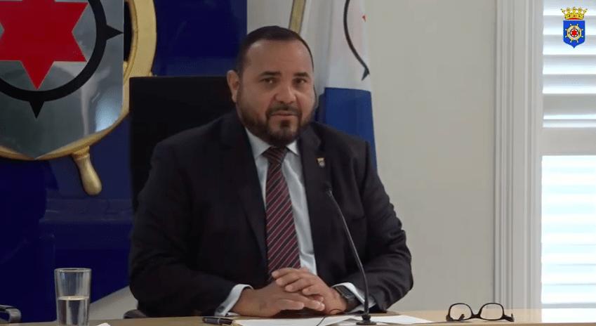 Uitleg gezaghebber Rijna over nieuwe covid-19 gevallen op Bonaire
