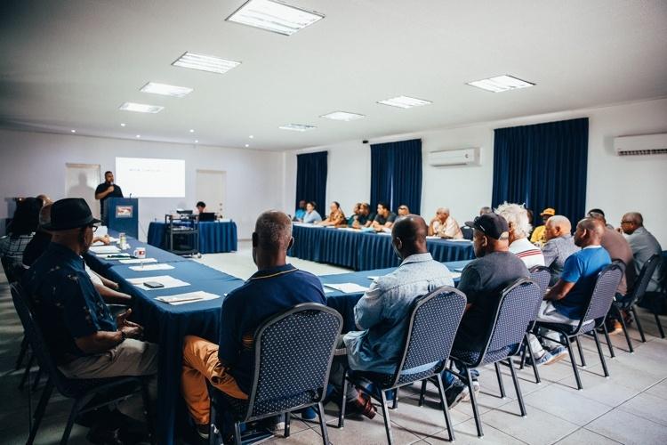Workshops voor taxichauffeurs
