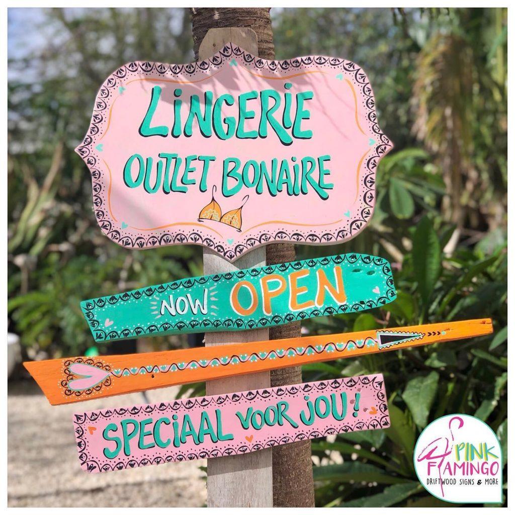 Lingerie Outlet Bonaire geopend
