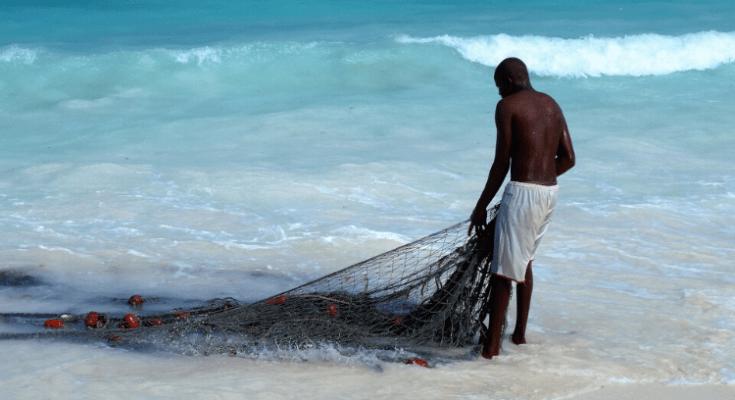 Vissen met netten toegestaan op Bonaire