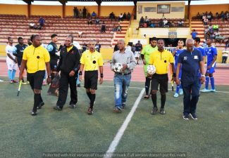 Bonairiaanse voetbal federatie viert 60-jarig bestaan