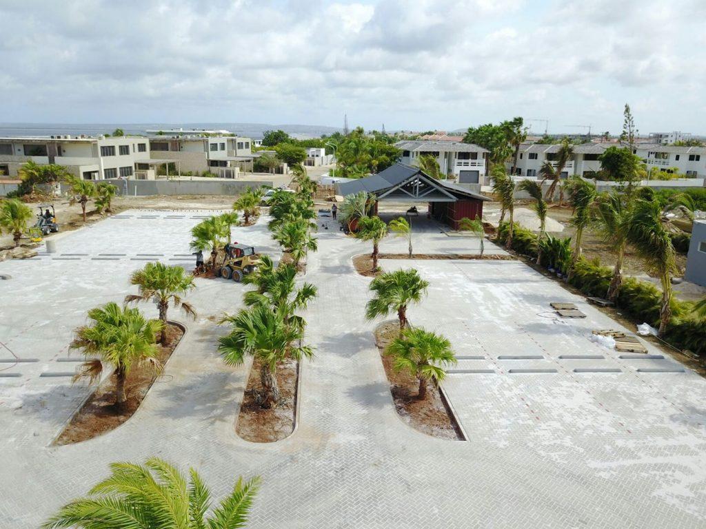 Bonaire infrastructuur straatwerken