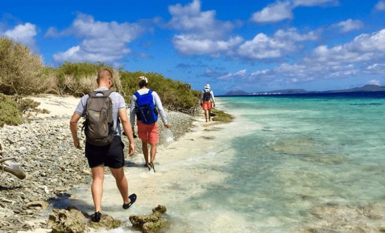 Op pad met Sea Turtle Conservation Bonaire