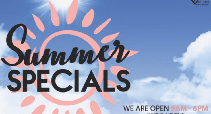 Elegance Health & Beauty Spa Summer specials