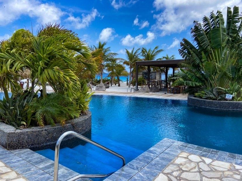 Zwembad Delfins Bonaire