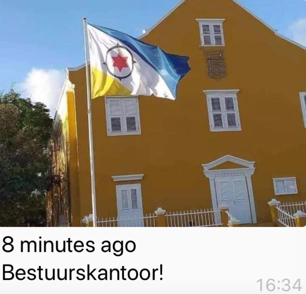 'Bonaire komt in opstand'