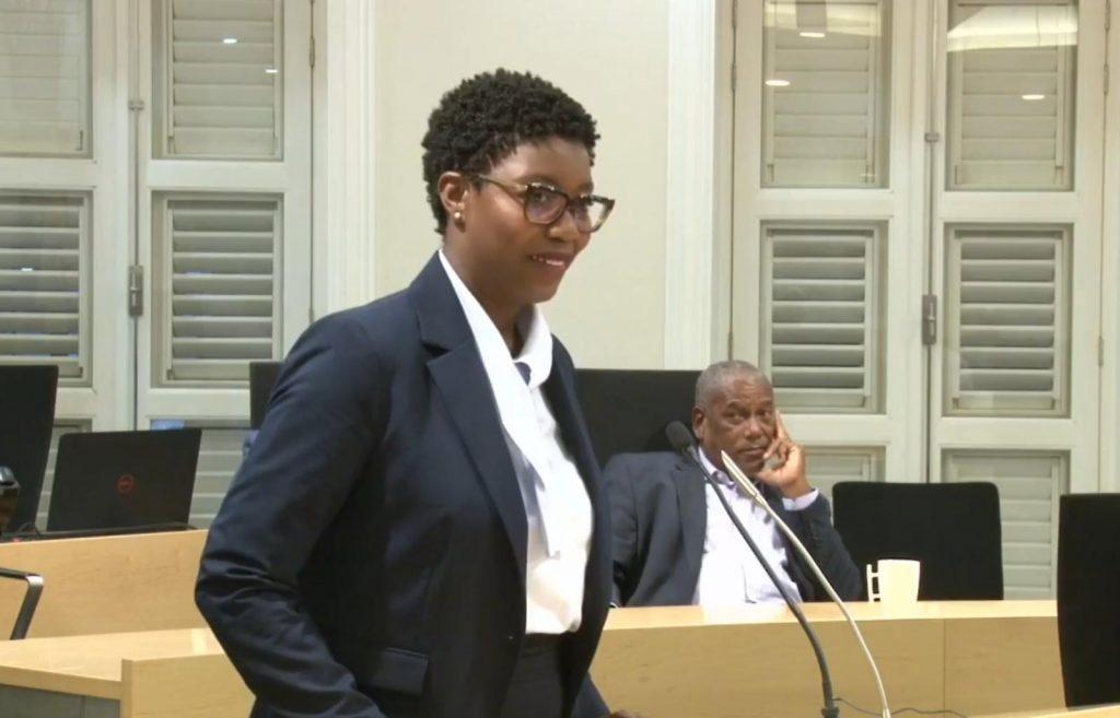 Bonaire heeft nieuwe eilandgriffier
