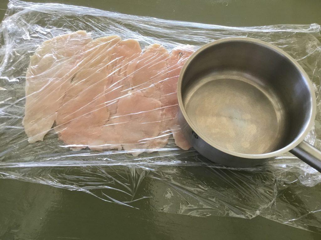 Koken met Corjan: 'Biefstukje' van kip met maïs-chutney
