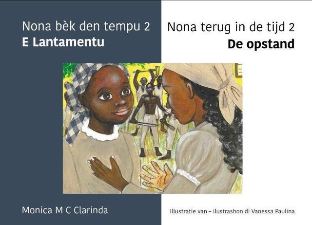 Kinderboek 'De opstand' van Monica Clarinda gepresenteerd
