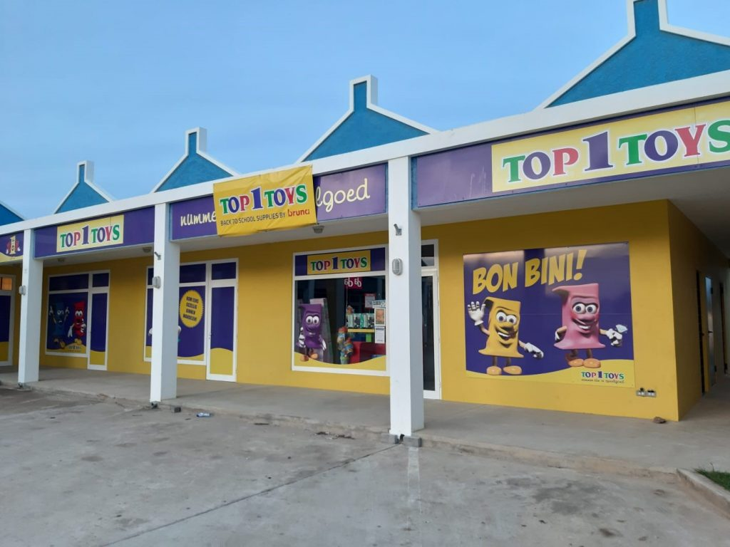 Top 1 toys Bonaire