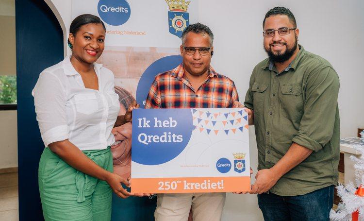 250ste Microkrediet verstrekt op Bonaire